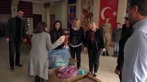 HAMZA DÜRGEN - Emekli Askerlerden Diyarbakır'da Eğitime Destek
