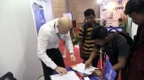 SÜLEYMAN ÖZDEMIR - Endonezya Uluslararası Eğitim Fuarı'nda Türk Üniversitelerine Yoğun İlgi
