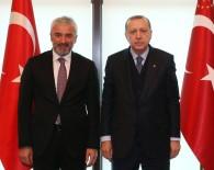 ENVER YıLMAZ - Enver Yılmaz, Cumhurbaşkanı Erdoğan İle Görüştü