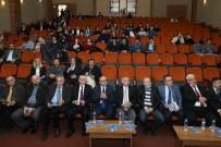 ERKEN UYARI - ERÜ'de '2. Ulusal Veteba Kongresi' Başladı