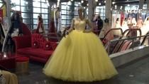 DEFİLE - Evlilik Ve Düğün Fuarı Ankaralılara Kapılarını Açtı