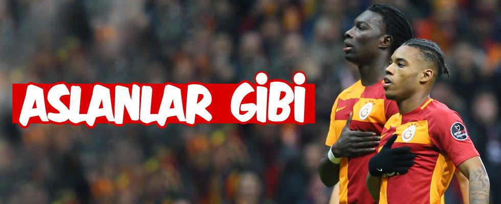 Galatasaray 5 - 0 Bursaspor
