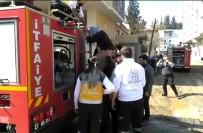 MAHSUR KALDI - Gaziantep'te Korkutan Yangın