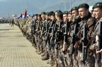 MÜLTECİ KAMPI - Gaziantep'te Kurulan Askeri Üs Törenle Hizmete Açılıyor
