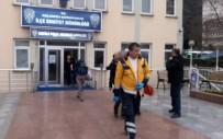 AKARCA - Gençlerin Kavgası Hastanede Bitti