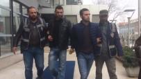 AKPINAR MAHALLESİ - Hırsızlık İçin Girdikleri Çiğ Köfte Dükkanında Kola Çalan Hırsızlar Tutuklandı.