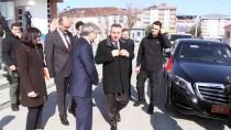 SÜLEYMAN ELBAN - İran-Türkiye Arasında Transit Minibüs Seferleri Başladı