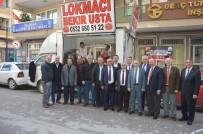 MEHMET ÇETIN - Kahveci Esnafından Şehitler İçin Lokma Hayrı