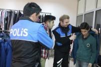 HAKKARİ VALİSİ - Kanka Polis Mağazası Sevindirmeye Devam Ediyor