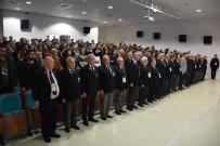 KIBRIS BARIŞ HAREKATI - Kıbrıs Gazileri Anadolu Üniversitesi Öğrencilerle Buluştu