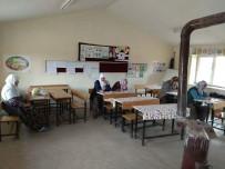 FERIT KARABULUT - Köylerdeki Okuma Yazma Kurslarına İlgi