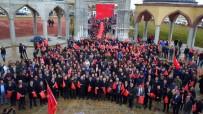 ŞERIF YıLMAZ - MAKÜ'de Şehitlere Saygı Yürüyüşü