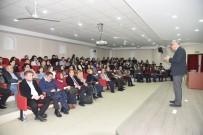 DEMOKRATİKLEŞME - Marmara Üniversitesi Siyaset Ve Diplomasi Okulu Başladı