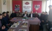 RUSYA FEDERASYONU - MAZLUM-DER Kayseri Şube Sekreteri Mustafa Kurban Açıklaması