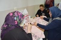 AHMET ÇAKıR - Mefruşat Kurslarına Bayanlardan Yoğun İlgi