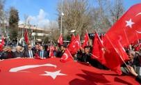 ADNAN BOYNUKARA - 'Mehmetçiğe Bir Ses, Bir Nefes De Sen Ol' Mitingi Düzenlendi