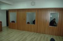 ALI ER - Mersin Cezaevi'ndeki Avukat Görüşme Odaları Yenilendi