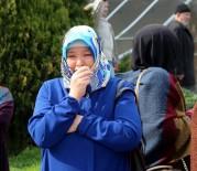 BELDEN - Mültecilerden Kılınç'a Gözyaşı