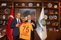 FLORYA - Mustafa Cengiz Açıklaması 'UEFA'nın Büyüyen Ve Gelişen Galatasaray'a Şans Vereceğini Umuyorum'