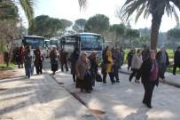 ALZHEIMER - Nazillililer Şehir Gezilerine Yoğun İlgi Gösteriyor