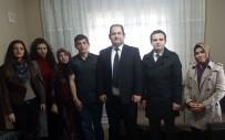 ORMANLı - Öğretmenler, Eski Öğrencileri Olan Afrin Gazisi'ni Ziyaret Etti