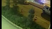 ALPARSLAN TÜRKEŞ - Otomobilden Hırsızlık Güvenlik Kamerasında