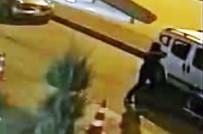 ALPARSLAN TÜRKEŞ - Otomobilden Hırsızlık Kamerada