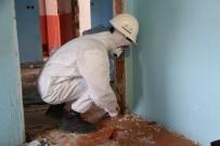 AKCİĞER KANSERİ - (Özel) Bağcılar'da Asbest Testi Yapılmadan Bina Yıkımı Yapılmıyor