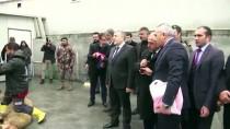 ÖZEL HAREKET - Özel Harekat Polisleri Afrin'e Dualarla Uğurlandı