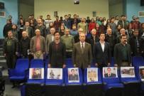 TÜRKIYE GENÇLIK BIRLIĞI - PAÜ'de 'Vatan Savaşında Afrin Harekatı' Paneli Yapıldı