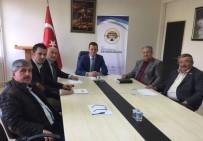 AHMET CENGIZ - Safranbolu Köylere Hizmet Götürme Birliği Encümen Toplantısı Yapıldı