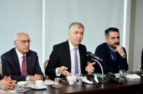 MEHMET ÖZEL - Satıcı, BAİB Başkan Adaylığını Açıkladı