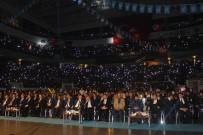 TÜRK SAĞLıK SEN - 'Sevdamız Türkiye' Gecesine Binler Katıldı