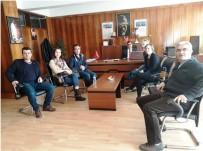 SLOVENYA - Slovenyalı Proje Ortakları Aydın'a Geldi