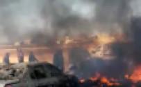 İSTİHBARAT MERKEZİ - Somali'de Çifte Bombalı Saldırı Açıklaması 10 Ölü, 20 Yaralı
