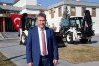 TALAS BELEDIYESI - Talas Belediyesi Araç Filosunu Güçlendiriyor