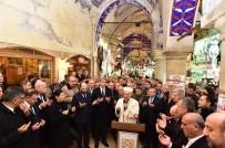 ERMENİ CEMAATİ - Unutulan Gelenek Olan Kapalıçarşı Duası Afrin İçin Yeniden Okundu