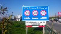 HIZ KONTROLÜ - Van'da 21 Bin 964 Sürücüye 22 Milyon TL Trafik Cezası Kesildi