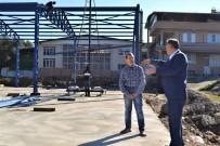 MUSTAFA BÜYÜKYAPICI - Yenice Mahallesi Kapalı Dernek Yerine Kavuşuyor