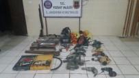 Yozgat'ta Elektrik Panosu Çalan Hırsızlar Yakalandı