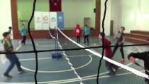 BADMINTON - Zararlı Alışkanlıklardan Kurtulup Sporla Hayata Tutunuyorlar