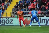 HALİL MUTLU - 5 Golü Maçta Kazanan Kayserispor