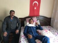 GÜLHANE - Afrin Gazisine Memleketi Bitlis'te