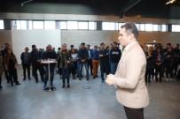 İBRAHIM AKGÜN - AGÜ'de Sanayi Odaklı Öğrenci Projeleri Fuarı Düzenlendi
