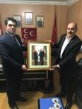 BAYBURT MERKEZ - AK Parti'den MHP'ye Ziyaret