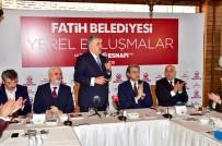 MUSTAFA DEMIR - AK Parti Genel Başkan Yardımcısı Yazıcı Açıklaması ''Bize Çerçeve Oluşturmaya Çalışanlar Var, Asla Müsaade Etmeyeceğiz''