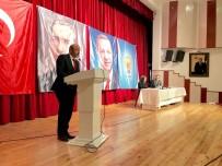 AHMET ÖZTÜRK - AK Parti'ye Tokat'tan Bin 422 Yeni Üye Katıldı