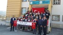 KıZıLCA - Amasyalı Öğrencilerden Afrin'deki Mehmetçiğe Moral Mektubu