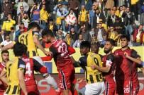 SÜLEYMAN ABAY - Ankaragücü 4 Golle Kazandı