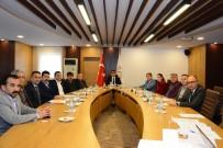 TÜRKIYE ESNAF VE SANATKARLAR KONFEDERASYONU - Antalya'da Ekmek Fiyat Tarifesi Komisyonu Toplandı